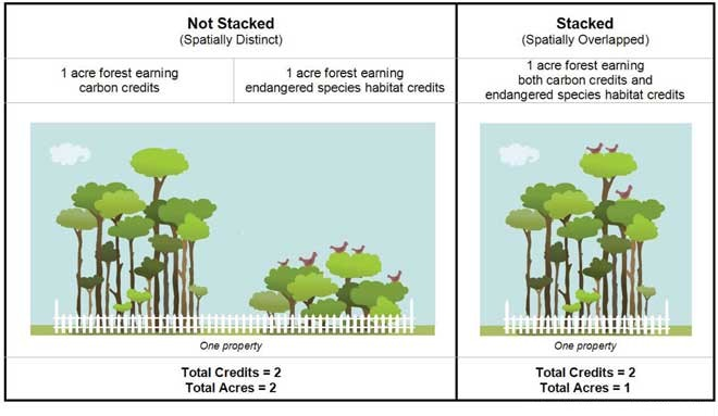 Credit Stacking